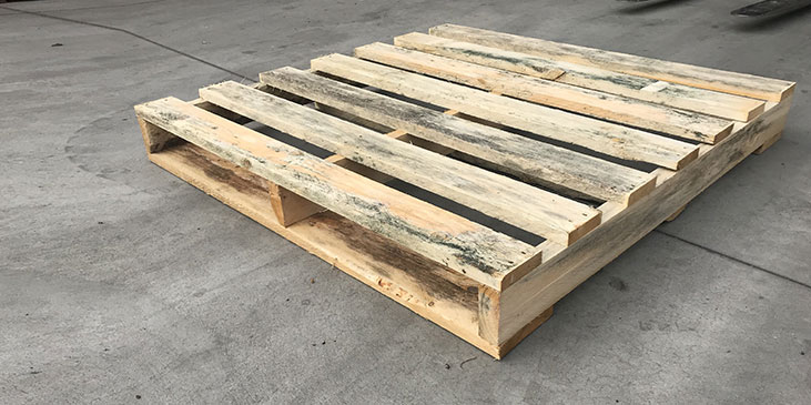 Heavy Standard Pallet Big